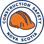 Construction Safety Nova Scotia logo