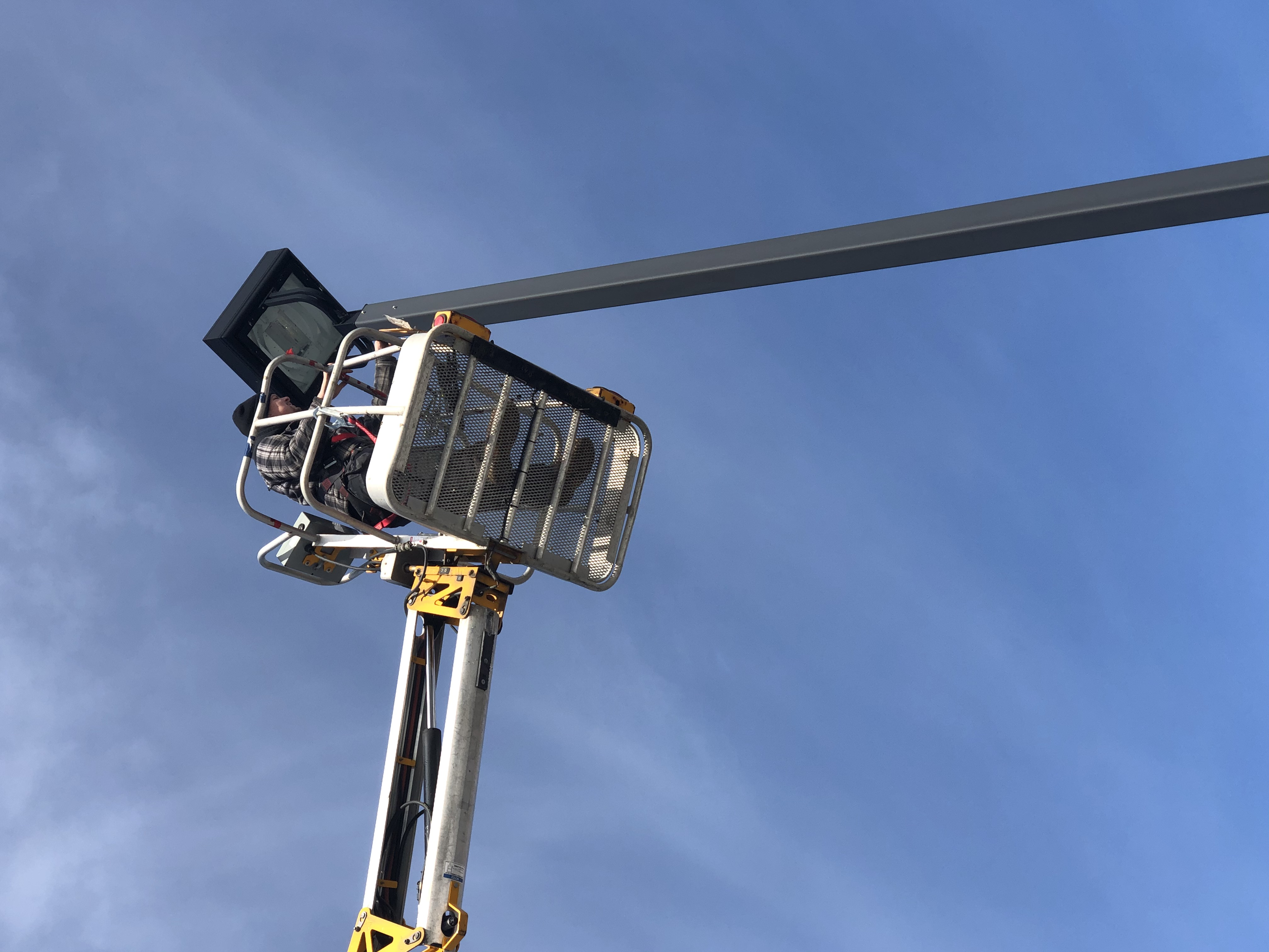 You can rely on Henderson Electrical for safe and efficient parking lot light replacement and installations.